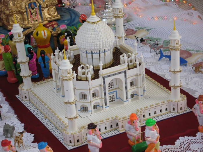 Lego Taj